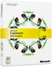 expression web boxshot
